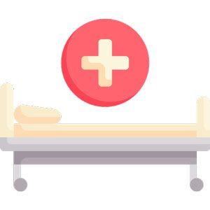 Acomodações Hospitalares | Whare Seguros